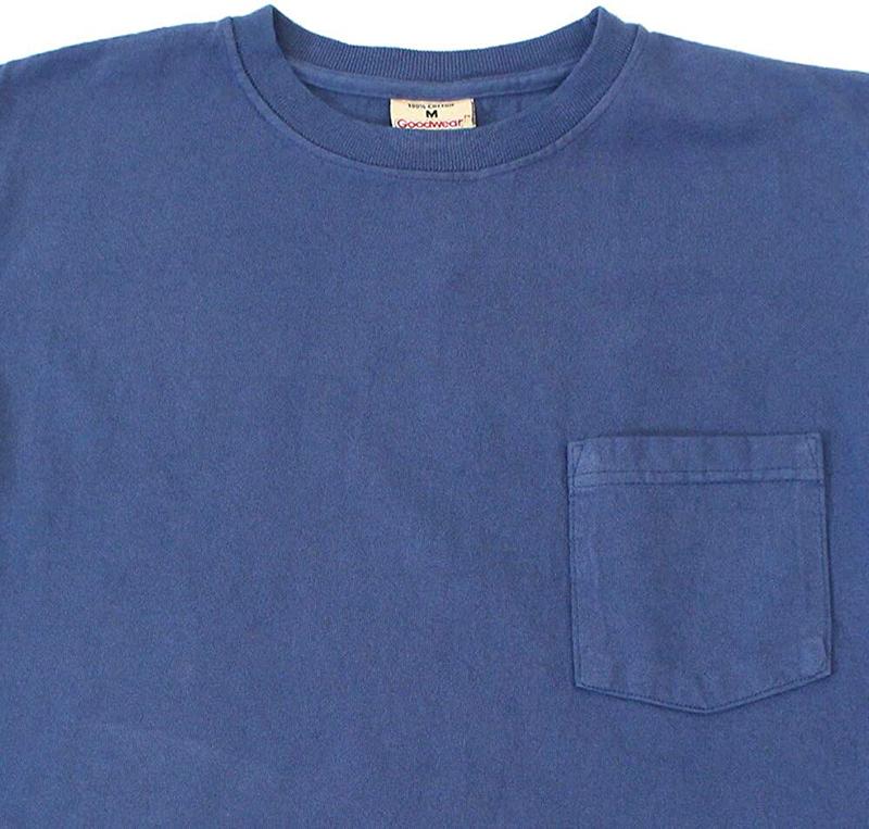 グッドウェア / ポケット Tシャツ