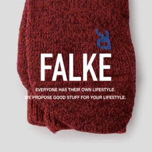 ファルケ / ウォーキー 靴下