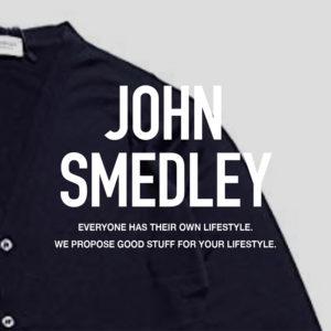 ジョンスメドレー / モデナ カーディガンのサイズ感、使用感などレビュー。高品質ファインゲージニットの最高峰。