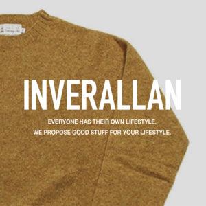 インバーアラン / シェットランドセーター