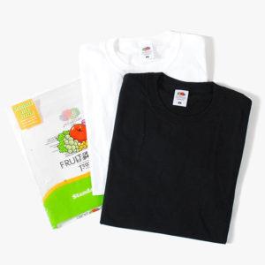 フルーツオブザルーム / パックTシャツ