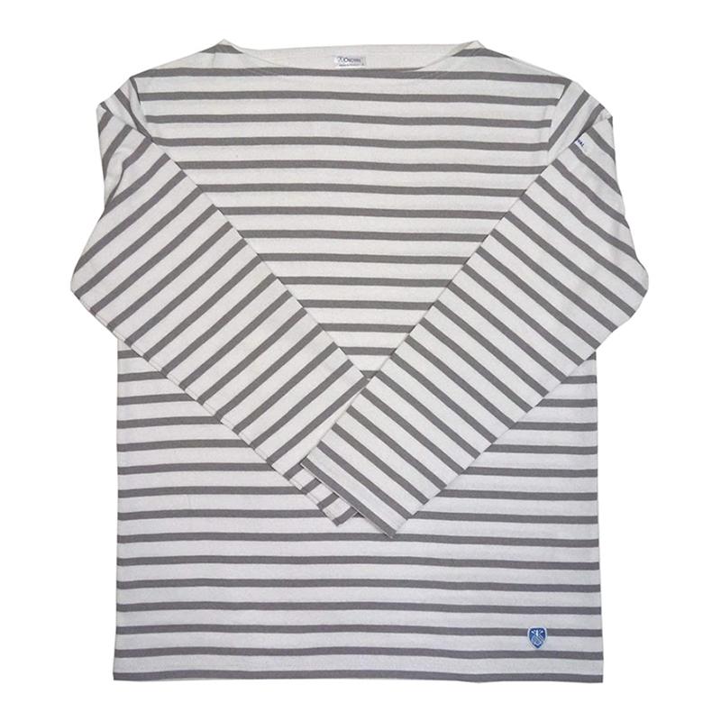 オーシバル / バスクシャツ カットソー