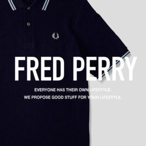 フレッドペリー / ポロシャツ M12