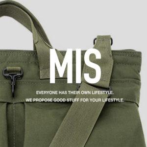 MIS / ヘルメットバッグ(MIS-1028)