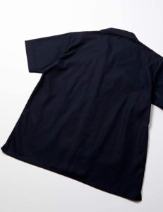 ユナイテッドアスレ / オープンカラー シャツ
