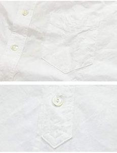 FOB ファクトリー / バンドカラーシャツ